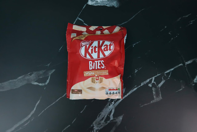 Kit Kat Bites White Chocolate