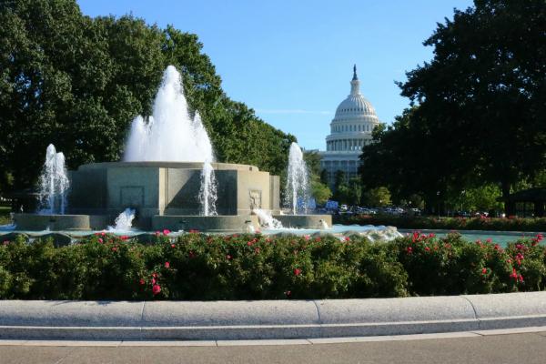 Ein Ausflug nach Washington D.C.und noch ein paar Tage in New York | United States Capitol