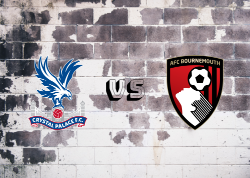 Crystal Palace vs AFC Bournemouth  Resumen