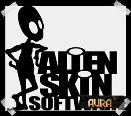 Alien skin bokeh