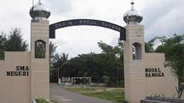 SMA Negeri Modal Bangsa (Mosa) Aceh Besar Buka Pendaftaran Selama Sepekan