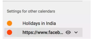 Import Facebook Calendar To Google Calendar