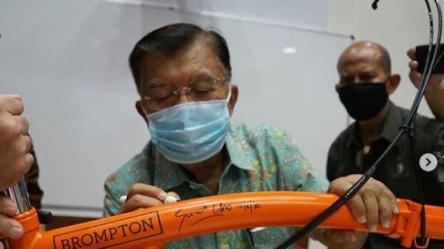 Jusuf Kalla Dikaitkan Berjasa Habib Rizieq Pulang, Jubir: Bikin Cocoklogi