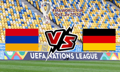 ألمانيا و أرمينيا بث مباشر