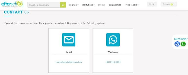 whatsapp website customer service business chat