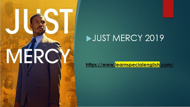 Learn English from Just Mercy  2019 with English subtitles