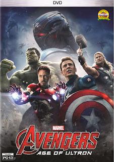 Los Vengadores: La Era de Ultron [2015] [DVD5] [Latino]