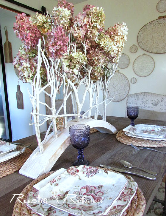 Dining Room Decor for Fall