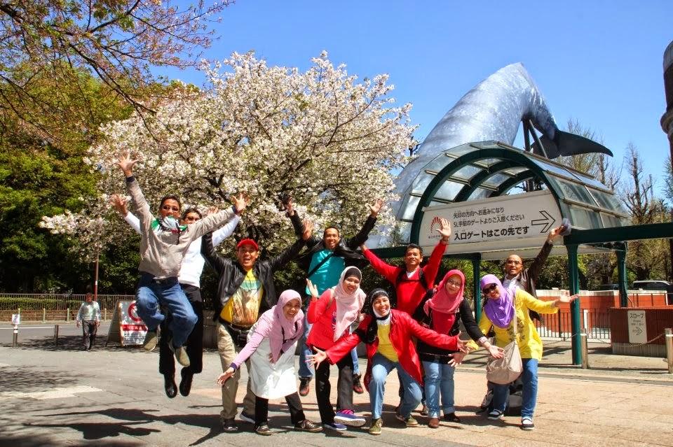 paket tour muslim jepang juni