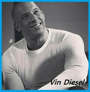 Vin Diesel Pemeran Dominic Toretto di Fast & Furious 8