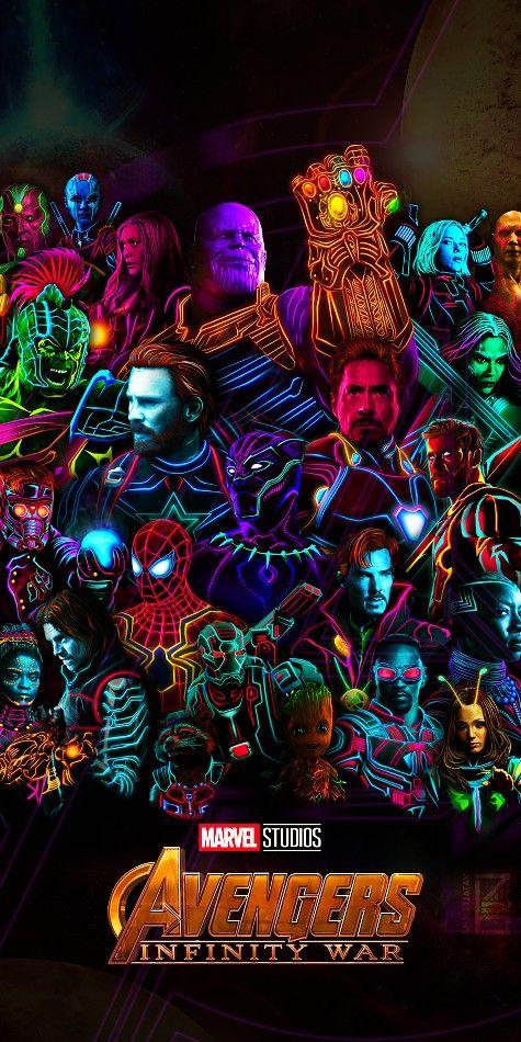 cartaz vingadores x Thanos marvel Vingadores: Guerra Infinita _ blog Mamãe de Salto