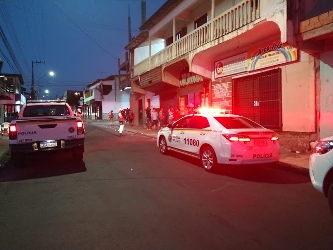 Covid-19 | BM realiza intensa fiscalização em Cachoeirinha após decreto da bandeira preta