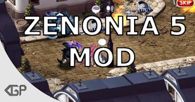 Zenonia 5 mod apk android game