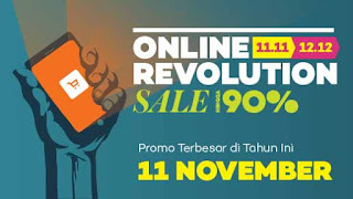 Lazada.co.id Pelopor Online Revolution e-commerce di Indonesia
