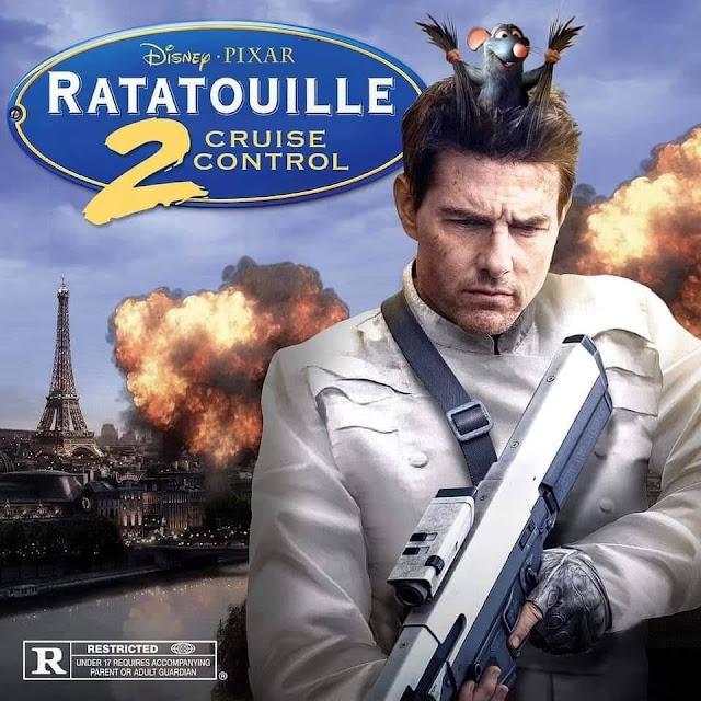 Ratatouille 2 - Cruise Control