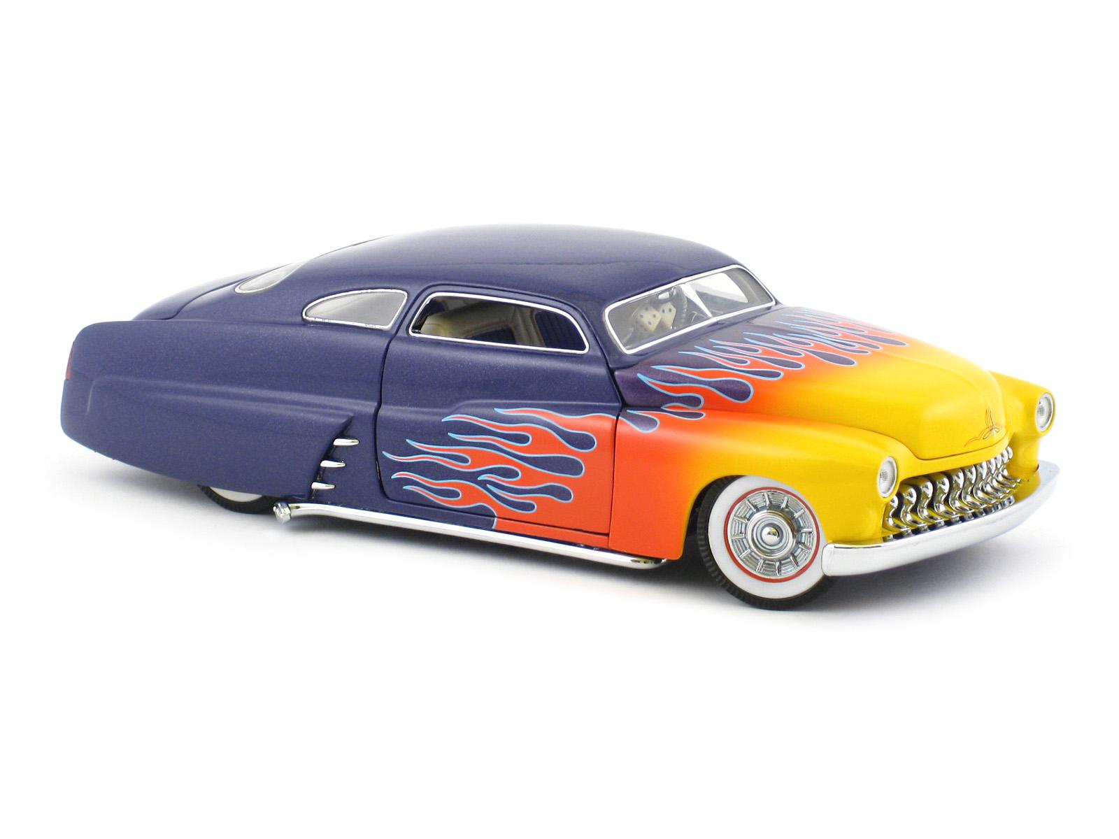 1949 Mercury Custom Hot Wheels Legend