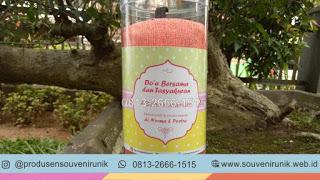 Contoh Souvenir 7 Bulanan   +62 813-2666-1515
