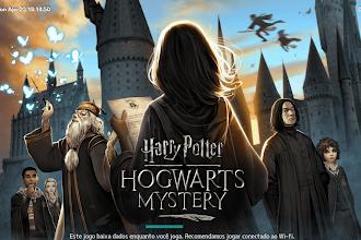 [ Potterweek ] Hogwarts Mystery - 1º Ano