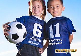 Escuela Fútbol Ancora Aranjuez