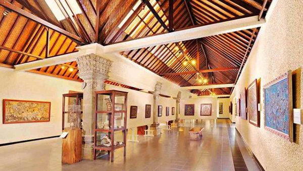 巴厘島,從來不只陽光沙灘這麼簡單-Museum Puri Lukisan
