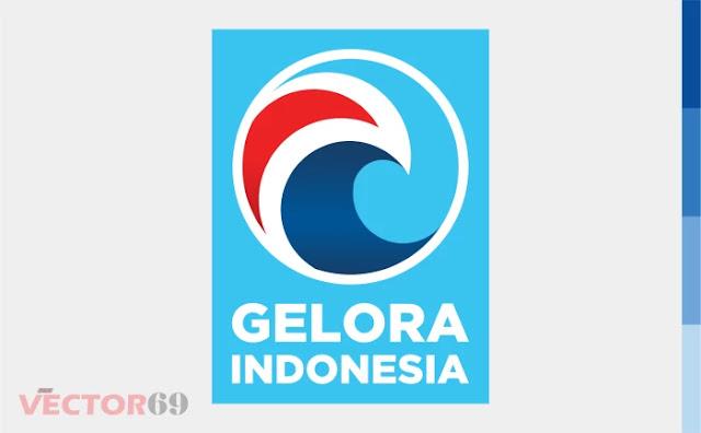 Logo Partai Gelora Indonesia - Download Vector File EPS (Encapsulated PostScript)