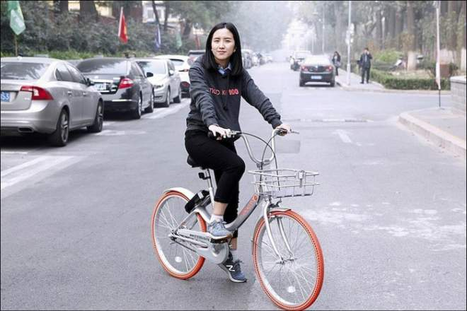 Nữ nhà báo Trung Quốc kiếm tỷ đô từ startup chia sẻ xe đạp - Ảnh 1