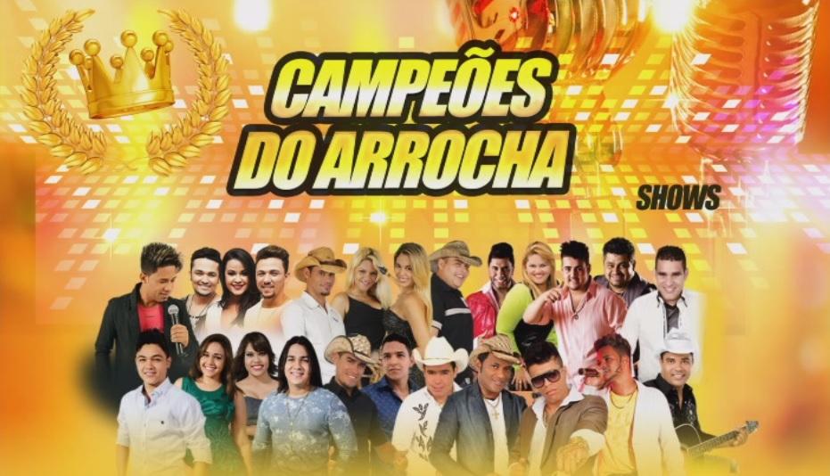 CLICK AQUI  Campeões Do Arrocha DVDRip + DVD-R 1