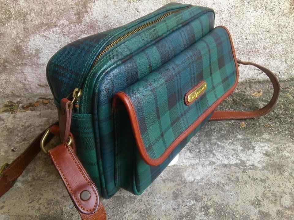 bd310f4a9d6f bundle ofNever  Vintage Polo Ralph Lauren shoulder   sling bag - Sold
