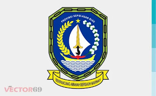 Logo Provinsi Kepulauan Riau (Kepri) - Download Vector File SVG (Scalable Vector Graphics)