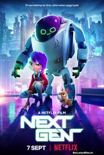 Next Gen (2018) Movie WebRip Dual Audio Hindi 480p 720p 1080p