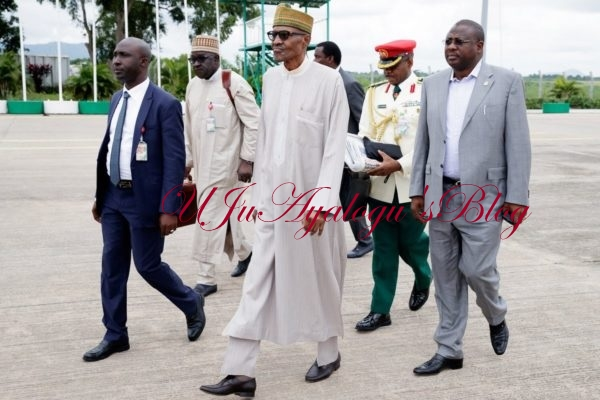 BREAKING: President Buhari visits Niger Republic on Tuesday