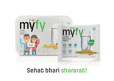 New Soluble Fiber Dietary Supplement 'MyFy' Launched
