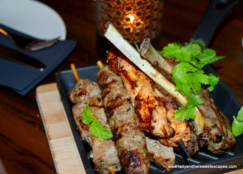 Mix Grill at Boulevard Kitchen Manzil Downtown