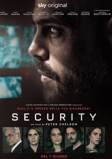 SECURITY (2021) ระบบอันตราย...