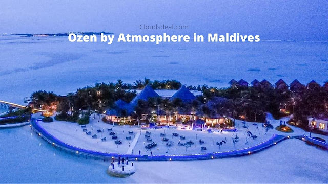 Ozen by Atmosphere in Maldives
