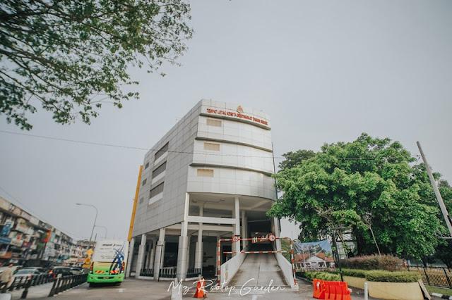 MZ Rooftop Garden Grand Opening di Parkirg Bertingkat DBKL Taman Segar Cheras