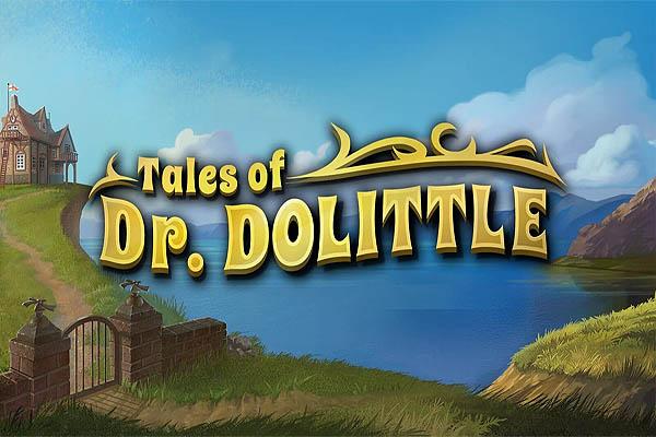 Main Gratis Slot Tales of Dr Dolittle (Quickspin)