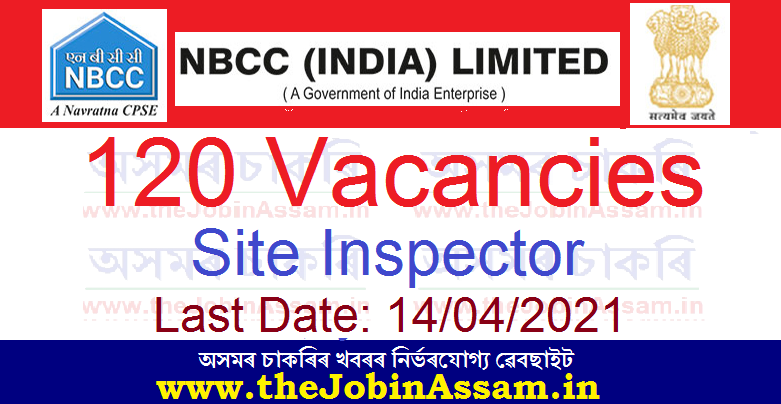 NBCC (India) Limited Recruitment 2021