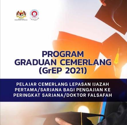 Program Graduan Cemerlang (GrEP) Tajaan MARA