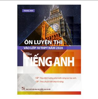 Ôn Luyện Thi Vào Lớp 10 THPT Năm 2020 Môn Tiếng Anh ebook PDF EPUB AWZ3 PRC MOBI