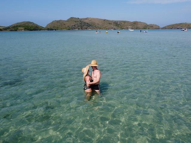 Blog Apaixonados por Viagens - Cabo Frio - Ilha do Japonês