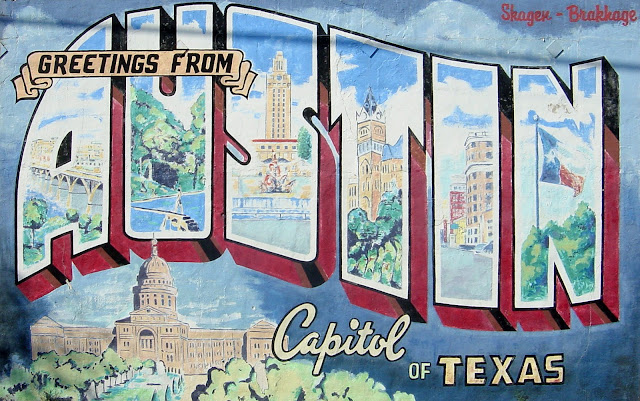 Here&Now Road Trip: Austin, Texas