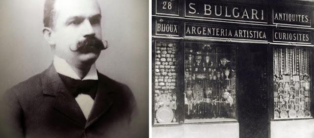 Σωτήρης Βούλγαρης: Ο Άνθρωπος Που Δημιούργησε Τον Περιβόητο Οίκο Bulgari (Φωτό)