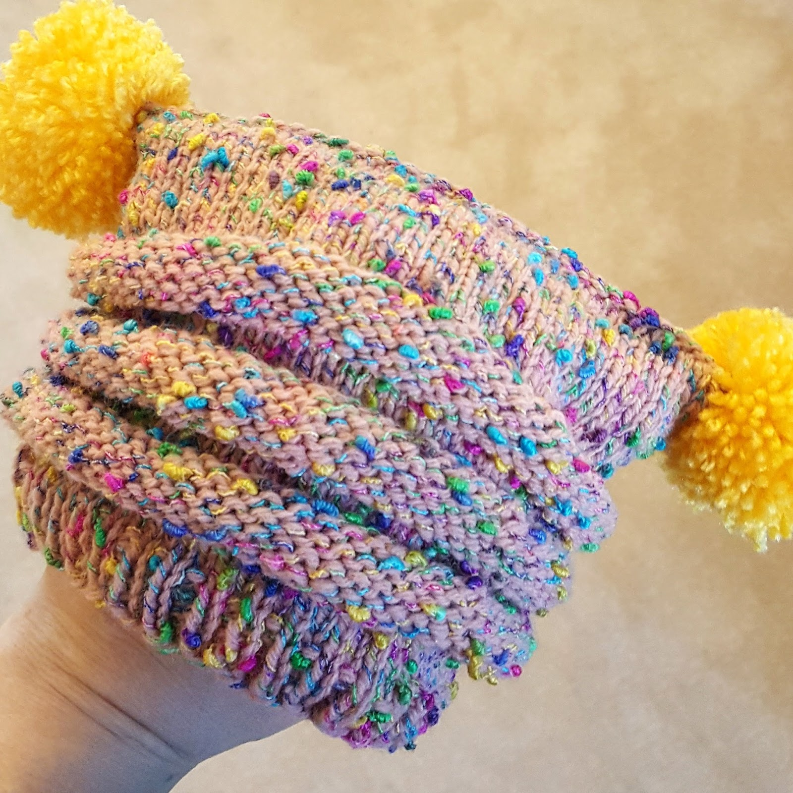Owl In Stitches: 3-6 Month Baby Hat - Free Knitting Pattern