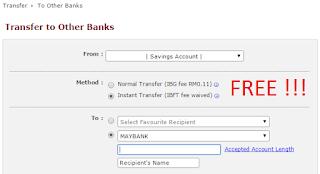 Instant Transfer Free