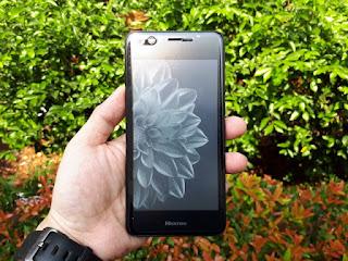 Hisense A2 Android Dual LCD Screen RAM 4GB LTE Fingerprint