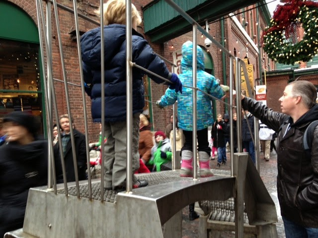distillery district toronto Christmas Market