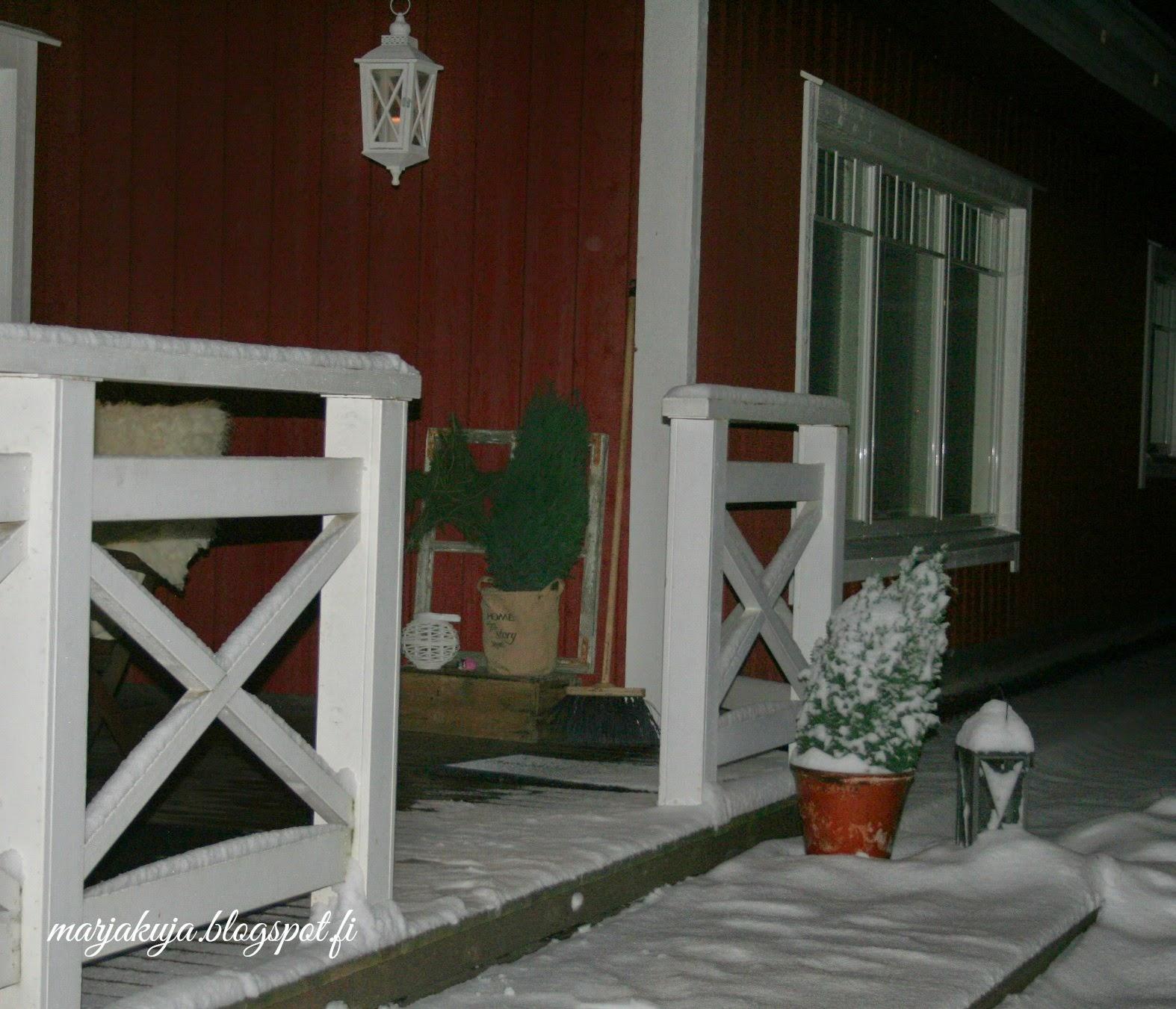 Luminen terassi