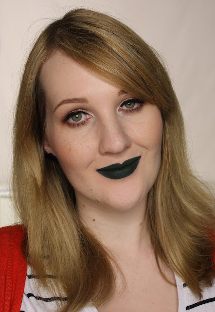 Notoriously Morbid Wiccan Friend Mystic Matte Swatches & Review