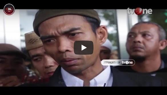 Ustadz Somad Beri Komentar Soal Doa Neno Warisman, Lalu Sampaikan Doa Untuk Calon Pemimpin